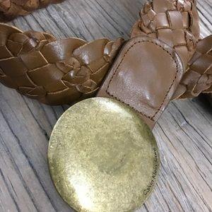Calvin Klein genuine leather vintage belt medium m